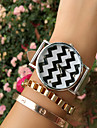 Watch for Women -Stripe Pattern, Boho Chic Style Womens Watch, Gifts for Women, Gift Ideas for Wife Cool Watches Unique Watches