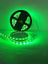 привело полосы света светодиодные 3528SMD 300LED водонепроницаемый / IP65 зеленый свет / синий свет DC12V 5m / много