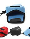 파나소닉 DMC-GM5에 대한 dengpin® 네오프렌 소프트 카메라 보호 케이스 가방 파우치 12-32mm 렌즈 (모듬 색상)를 gm1s