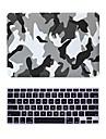 "2 em 1 fosco cristal superficie emborrachada cobertura caso dificil para MacBook Pro 13 ""/ 15"" + tampa do teclado"