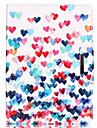 Novelty Cartoon Magnetic Buckle PU Leather Folio Case Shockproof Case for iPad Air