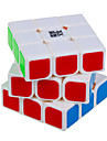 Magic Cube IQ Cube Three-layer Speed Smooth Speed Cube Magic Cube puzzle White ABS