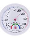 -35 ~ 55 ° C mini-couverte température humidité mètre thermomètre hygromètre