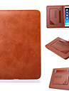 Multifonctionnel tenir etui en cuir super slim pour Apple iPad Air 2 (couleurs assorties)