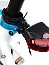 Luci bici , Luci di coda - 4.0 Modo 200LM Lumens Facile da trasportare AA x 2 Batteria Ciclismo/Bicicletta Rosso Bicicletta # #