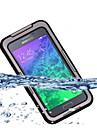 Para Samsung Galaxy Note Impermeavel / Anti-poeira / Antichoque Capinha Corpo Inteiro Capinha Cor Unica PC Samsung Note 4