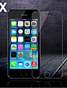 Toughened Glass Membrane Screen Protectors Prevent Damage for iPhone 5/5S/5C (2 PCS)