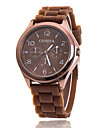 Xu™ Women\'s Fashion Silicone Quartz Watch Cool Watches Unique Watches Strap Watch