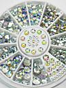 5 - Bijoux pour ongles / Autre decorations - Doigt / Orteil / Autre - en Abstrait - 6*6*0.1