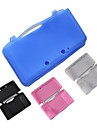Silicon Soft Game Case Skin Cover Pouch Sleeve for Nintendo 3DS Console