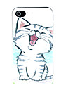 die kleine Katze Muster harter Fall fuer iphone 4 / 4s