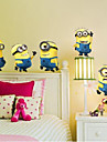 Wall Stickers for Kids Room Home Decorations 1 Diy Pvc Cartoon Decals Children Gift 3d Mural Arts Posters