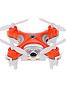 Cheerson CX-10c dar 6 as 4-kanaals 2.4G RC Quadcopter 360 graden flip tijdens vlucht