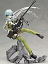 Sword Art Online Annat PVC Anime Actionfigurer Modell Leksaker doll Toy