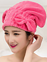 cabello secado con toalla absorbente estupendo
