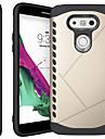 Pour Coque LG Antichoc Coque Coque Arriere Coque Armure Dur Polycarbonate pour LG LG G5 LG G4