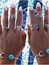 Кольца на вторую фалангу Сплав Мода Бижутерия Свадьба Для вечеринок Повседневные Спорт 1шт