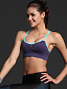 Sports Bra Underwear Tank Base Layers Tops Women\'s Breathable Quick Dry High Breathability (>15,001g) Compression forYoga Exercise &