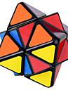 LanLan® 부드러운 속도 큐브 에일리언 속도 매직 큐브 블랙 페이드 ABS
