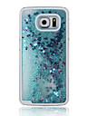 Pour Samsung Galaxy Coque Liquide Coque Coque Arriere Coque Brillant Polycarbonate pour Samsung A5(2016)