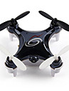 Others L7W Drone 6 Axes 4 Canaux 2.4G Quadrirotor RC Vol Rotatif De 360 Degres / Acces En Temps Reel Footage