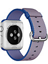 Watch Band for Apple Watch 38mm 42mm Nylon Classic Buckle Replacement Watchband