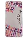 For Samsung Galaxy Case Pattern Case Back Cover Case Heart TPU Samsung A7(2016) / A5(2016) / A3(2016)
