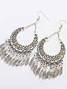 Drop Earrings Alloy Fashion Silver Jewelry Wedding Party Daily 1 pair