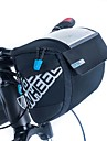 ROSWHEEL® Велосумка/бардачок 3LБардачок на рульВодонепроницаемая застежка-молния / Влагонепроницаемый / Ударопрочность / Пригодно для