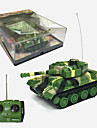 quatre pistes d\'entrainement simulation telecommande, charge tanks- Chine Type 99 chars de combat principaux 3