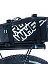 자전거 가방 5L자전거 트렁크 백/자전거 짐바구니 어깨에 매는 가방 자전거 트렁크 백 방수 충격방지 착용할 수 있는 싸이클 가방 PU 피혁 400D 나일론 싸이클 백
