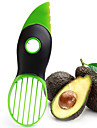 1 pieces Avocat Cutter & Slicer For Pour Fruit Plastique Haute qualite Multifonction