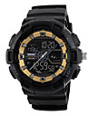 Skmei® Men\'s Outdoor Sports Quartz Digital Multifunction Wrist Watch 30m Waterproof Assorted Colors