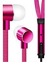 3,5 mm fones produtos neutros (no ouvido) para iphone6s / 6/5 / sumsungs7 / S6 com controle de volume