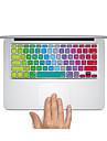 "Keyboard Decal Laptop Sticker Raibow for MacBook Air 13"" MacBook Pro Retina 13\'/15"" MacBook Pro 15"" MacBook Pro 17"