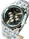 Women\'s Dress Watch Casual Watch Casual Watch Quartz Stainless Steel Band Silver