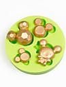 1 Выпечка3D / Высокое качество / Антипригарное покрытие / Экологичность / Горячая распродажа / Украшать торта / Сделай-сам / Инструмент