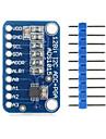 Ланда Tianrui TM-ads1015 12-битная точность аналоговых цифровых плата Coverter АДЦ развития для Arduino - синий