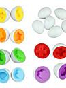 Конструкторы Для получения подарка Конструкторы ABS Серебристый / Серый / Коричневый / Белый / Красный Игрушки