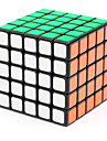 Shengshou® Smooth Speed Cube 5*5*5 Speed / Professional Level Magic Cube Black Smooth Sticker Adjustable spring ABS