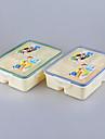 yeeyoo продвижения бренда BPA свободный прочный блокируемые дети коробка обеда оптовой