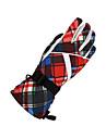 Ski Gloves Winter Gloves Women\'s / Unisex Activity/ Sports Gloves Keep Warm / Windproof Gloves Ski & Snowboard / Snowboarding Canvas