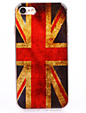TPU  IMD Material British Flag Pattern Powder Phone Case for iPhone 7 Plus/7/6s Plus / 6 Plus/6S/6/SE / 5s/5/5C