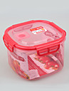 yooyee бренд среднего размера пищевого качества герметичными закрывающийся пластиковый контейнер с крышкой