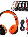 JKR-208B Wireless Stereo Bluetooth Headset Headphone Headband with Mic Support Audio FM radio MP3 Broadcast