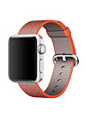 Watch Band for Apple Watch 42mm 38mm Classic Buckle Woven Nylon Replacement Brecelet Strap