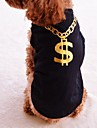 Cute Handsome Vest Summer Breathable Cool Dog Clothing US Dollars Shirt for Pets