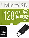 128GB  Micro SD TF Card  with SD SDHC Adapter and Multi-function OTG USB Card Reader