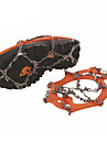 Twelve Teeth Of Stainless Steel Welding Antiskid Shoe Sleeve Crampons/Snow Outdoor Twelve Toothed Crampons