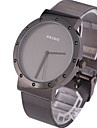 Paidu 58919 Japan Movt Male Quartz Watch Steel Net Strap Wristwatch relogio masculino